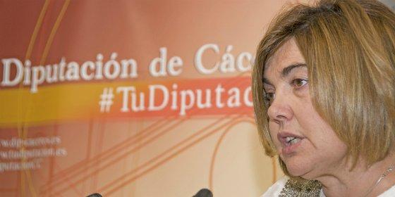 La Presidenta de la Diputación Provincial de Cáceres inaugura hoy viernes Jornada Medio Rural e Igualdad