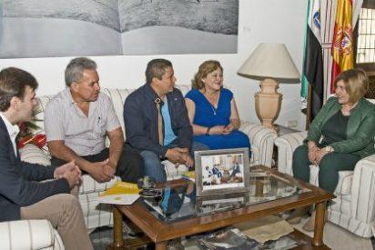 La Diputación de Cáceres recibe a alcaldes nicaragüenses