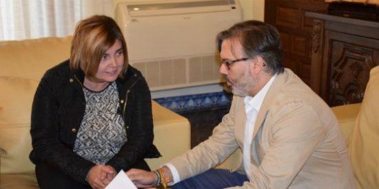 Diputación de Cáceres busca fórmulas con Plasencia