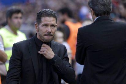Simeone se quedará en el Atlético