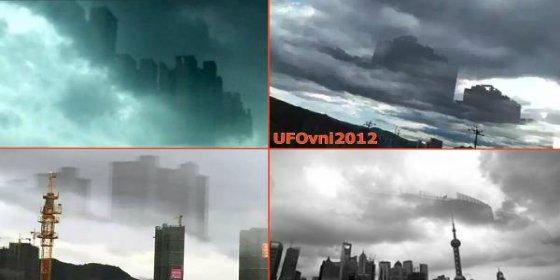 Las ciudades fantasma que aparecen en el cielo aterrorizando a los chinos