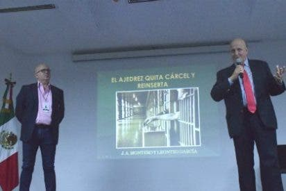 El programa de Centros Penitenciarios de Extremadura se expone en México