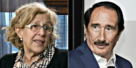 "El taurino Manolo Molés califica en la Cadena SER de ""borrica"" e ""ignorante"" a Manuela Carmena"