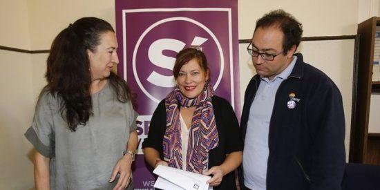 Dimiten los tres Concejales de Sí se Puede del Consejo de Podemos