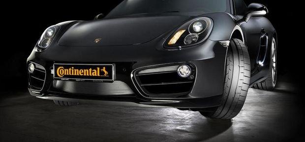 Continental Sport Contact 6, para los más exigentes