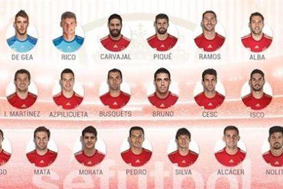 Thiago, Nolito, Bruno e Iñigo Martínez, novedades de la selección