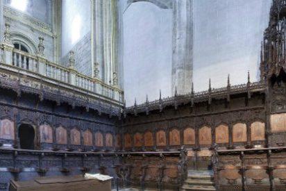 Comienzan los trabajos de restauración y conservación del conjunto del coro de la catedral de Plasencia