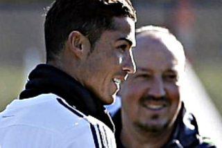 """Rafa Benítez: """"No me temblaría el pulso para sentar en el banquillo a Cristiano Ronaldo"""""""