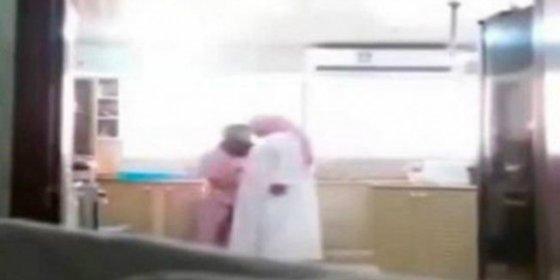 [Vídeo] Graba a su marido metiéndole mano a la criada y acaba en la cárcel