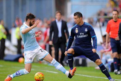 Un Real Madrid de arranque brutal, pero con luces y sombras, se impone al Celta de Vigo 1-3