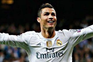 Cristiano Ronaldo ha marcado 15 goles en 22 derbis contra el Atlético de Madrid