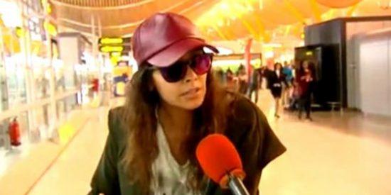 """Por primera vez, Cristina Pedroche pierde los papeles contra la prensa: """"¡No soy Lady Gaga!"""""""