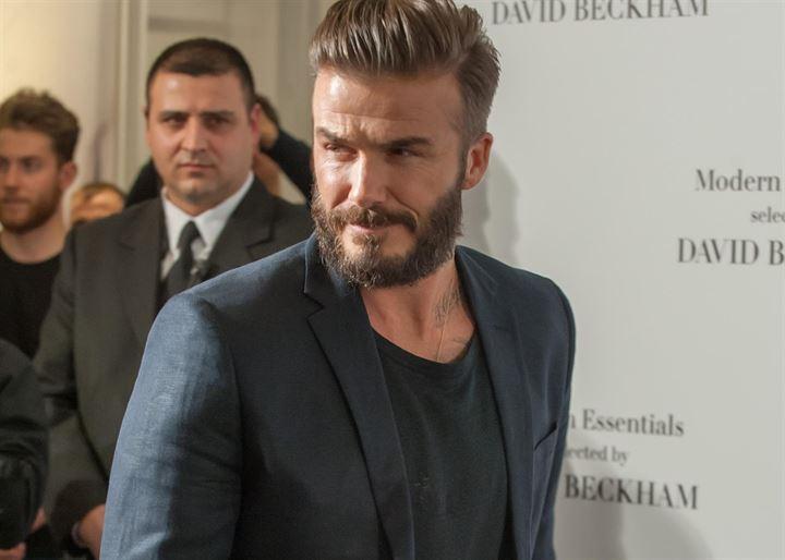 "David Beckham: ""Raúl es como un dios"""
