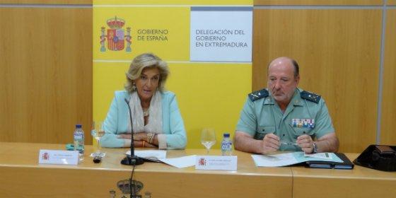 Herrera invita a los pacenses a que participen en los actos de la Fiesta Nacional y de la Virgen del Pilar
