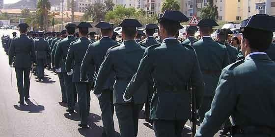 La AUGC de Extremadura denuncia el derroche durante los actos de la Patrona del Cuerpo