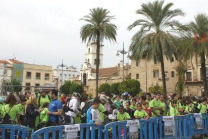 Ochocientos escolares participaron en Mérida en el Día de la Bicicleta