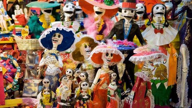 Florece el culto a la Santa Muerte en EEUU