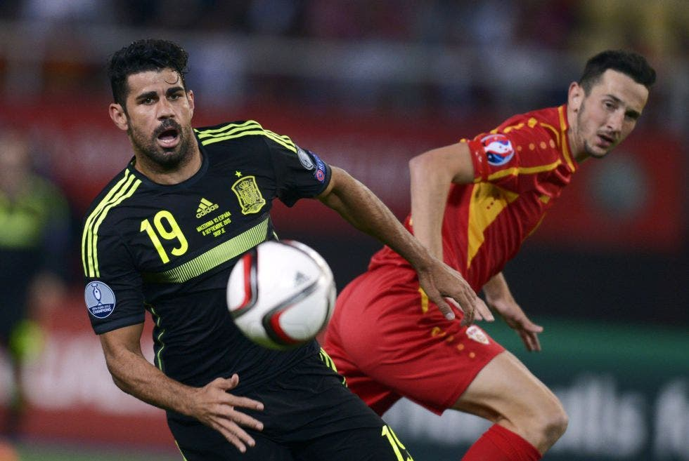 Diego Costa recibirá una oferta para regresar a la Liga BBVA
