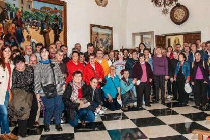 Miembros de Placeat inauguran la semana de puertas abiertas de la Diputación de Cáceres