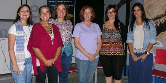 22 mujeres empresarias se asocian y fundan la Asociación de Mujeres Empresarias de Olivenza