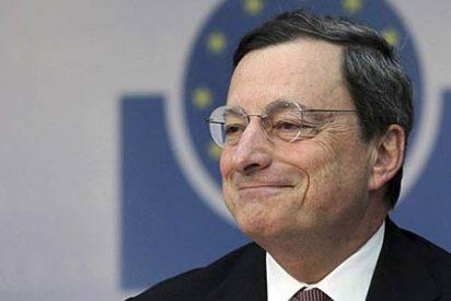 """Y Draghi volvió a cosechar """"me gustas"""""""