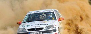 Las averías deciden el título regional en el I Rallye de Tierra Ciudad de Jerez