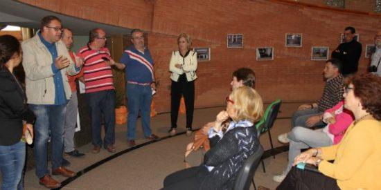 Los alumnos del PRL de Mérida exponen fotografías en el Centro Cultural Alcazaba