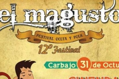XII Festival de Música Celta Folk El Magusto en Carbajo, Cáceres