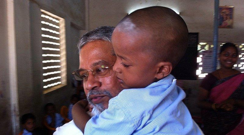 La familia salesiana de Tamil Nadu, en el sur de la India