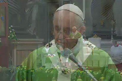 """El Papa pone en guardia a la Iglesia ante la tentación de """"pasar de largo"""" ante los gritos de la humanidad"""