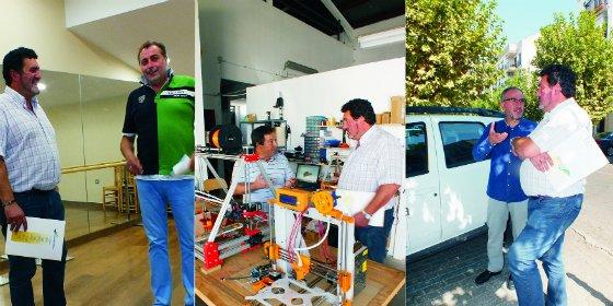 ADEVAG destina casi cien mil euros a subvencionar a tres nuevos proyectos en la comarca