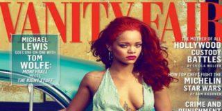 La foto del desnudo de Rihanna en Cuba para la revista Vanity Fair