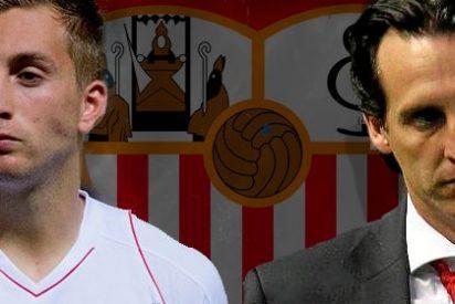 Deulofeu 'la lía' al hablar del Sevilla y del Barcelona