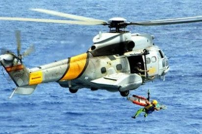 Trágico final: encuentran los cuerpos de los tres militares en la cabina del helicóptero