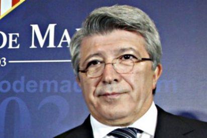 Cerezo habla del 'plantón' que le dio Florentino Pérez