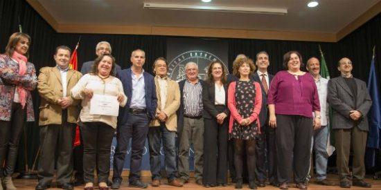 El municipio cacereño de Montánchez consigue el Premio Comunidad Sostenible 2015