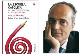 PPC publica 'La Escuela Católica', nuevo libro de Javier Cortés