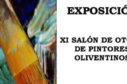 Abierto el XI Salón de Otoño de Pintores Oliventinos 2015