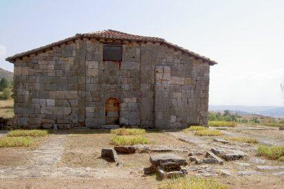 Ermita de Quintanilla de las Viñas