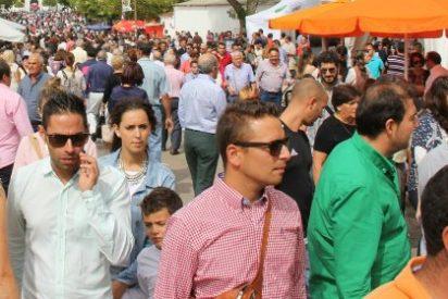 El sábado, día de mayor afluencia de público en la FIG de los últimos años