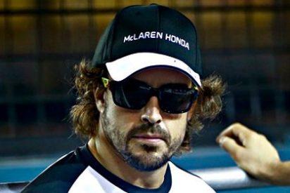 Fernando Alonso, penalizado con 35 posiciones en la parrilla por su cambio de motor