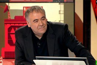 García Ferreras se pone guasón y acusa a un concejal del PP de colegueo con el dueño de la terraza cerrada