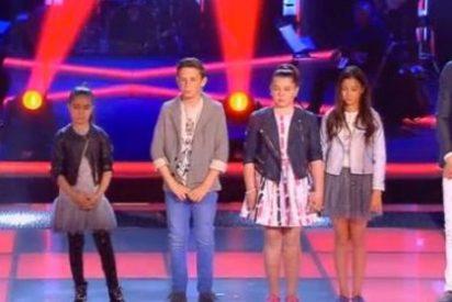 'La Voz Kids' continúa sin rival en la noche de los lunes con 4.447.000 espectadores