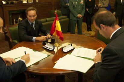 Guardia Civil y Philip Morris Spain se unen para la lucha contra el contrabando de tabaco