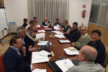 Encuentro del Grupo Editorial Verbo Divino en Estella