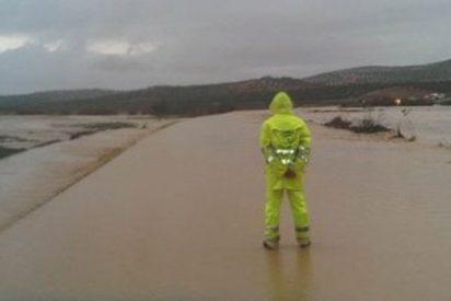 112 Extremadura desactiva la alerta por lluvia y viento en la región