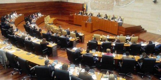 Podemos Extremadura reclama que se publique la contabilidad de los grupos parlamentarios