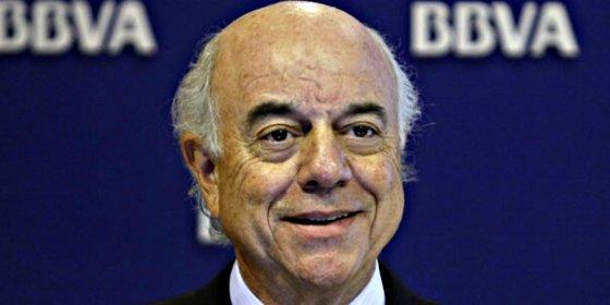 Francisco González: El 89,6% de los accionistas de BBVA opta por recibir el dividendo en acciones