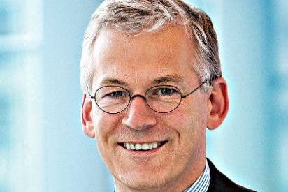 Frans van Houten: Philips gana un 152% más en los nueve primeros meses de 2015