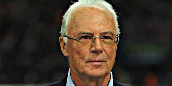Beckenbauer niega la compra de votos para la obtención del Mundial de Alemania 2006